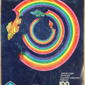 calendario piaggio 1973