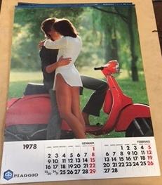 Calendario 1978