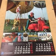 Calendario 1982