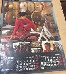 Calendario 1983