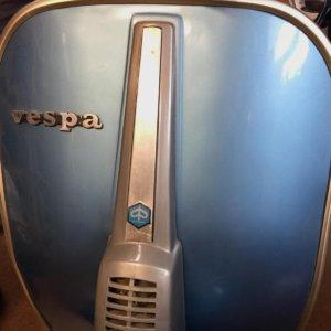 Vespa 50 Special particolare anteriore