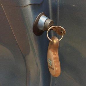 Vespa 50 Special chiave lucchetto